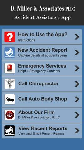 accident app 2