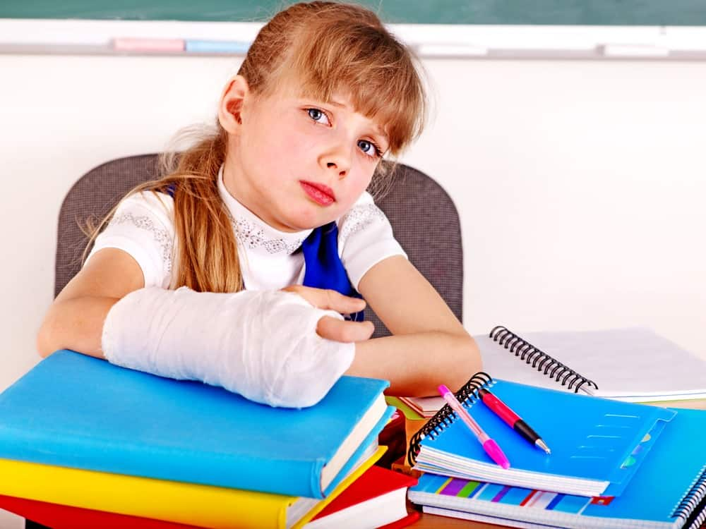 My Child Was Injured At School – Can I Sue?