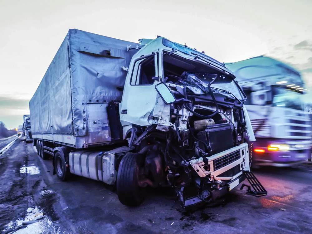 Truck Accident Procedures