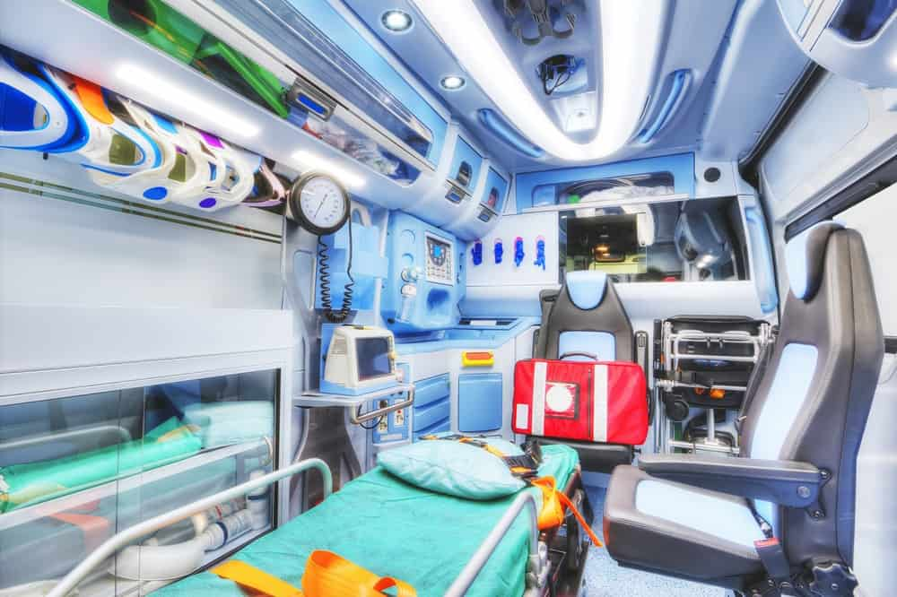 Should I Take An Ambulance After A Car Accident In Houston?