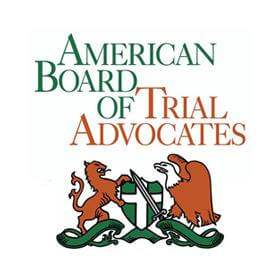 Anthony Rubenstein American Board of Trial Advocates