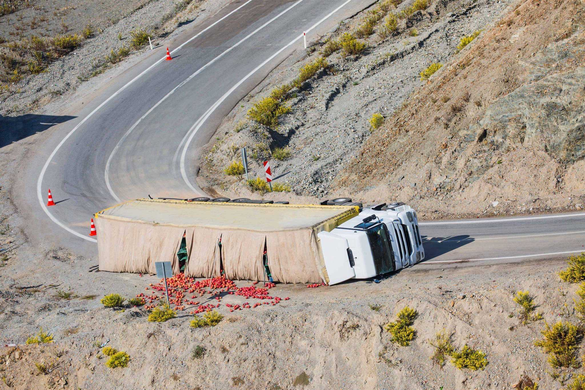 18 Wheeler & Semi Truck Accident Lawyer in Spring, TX
