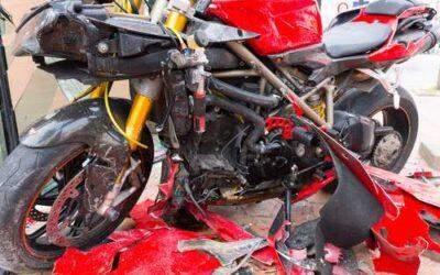 Do You Have A Motorcycle Injury Case If A Pothole Caused Your Accident in Texas?
