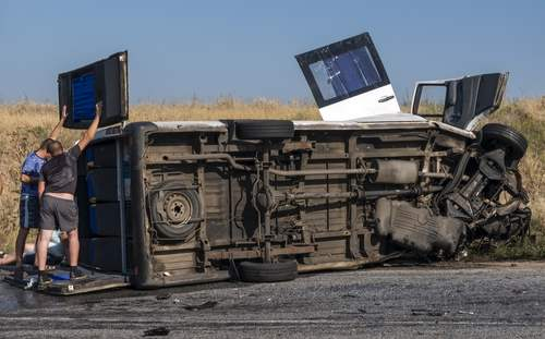 What Are Your Legal Options After a Bus Accident In Texas?