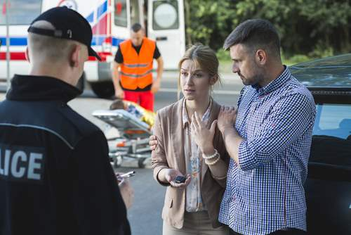 When Do You Need to Involve the Police After an Auto Accident in Texas?