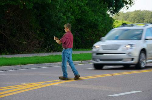 Pedestrian Accident Lawyer in Missouri City, TX