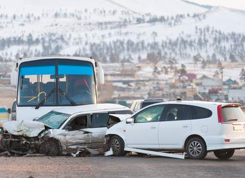 Bus Accident Lawyer In Pasadena, TX