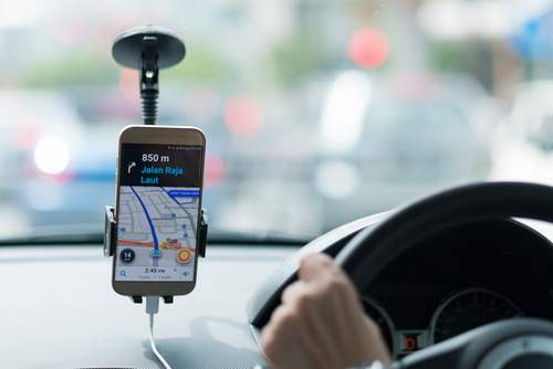What Should You Do If Your Uber Or Lyft Driver Gets In An Accident In Texas?