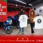 12 Motorcycle Tees