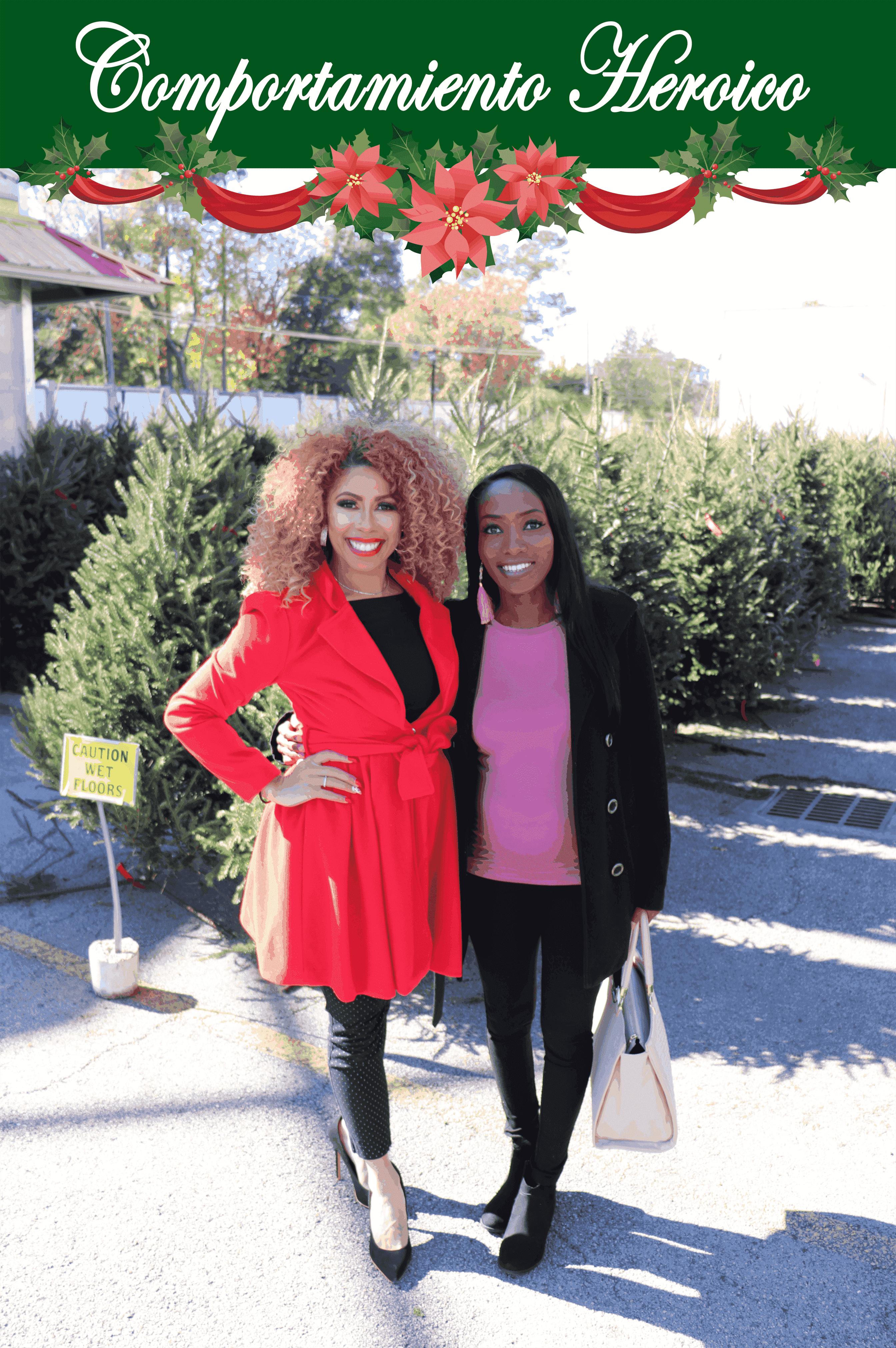 November: Christmas Tree