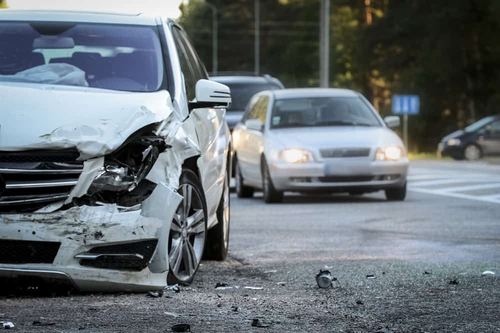 Determining Who Is At Fault In A Road Accident