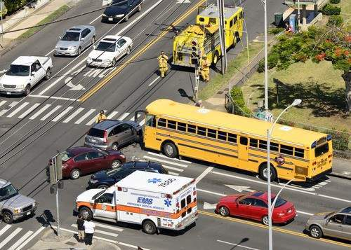 Bus Accident Lawyer in Channelview, TX