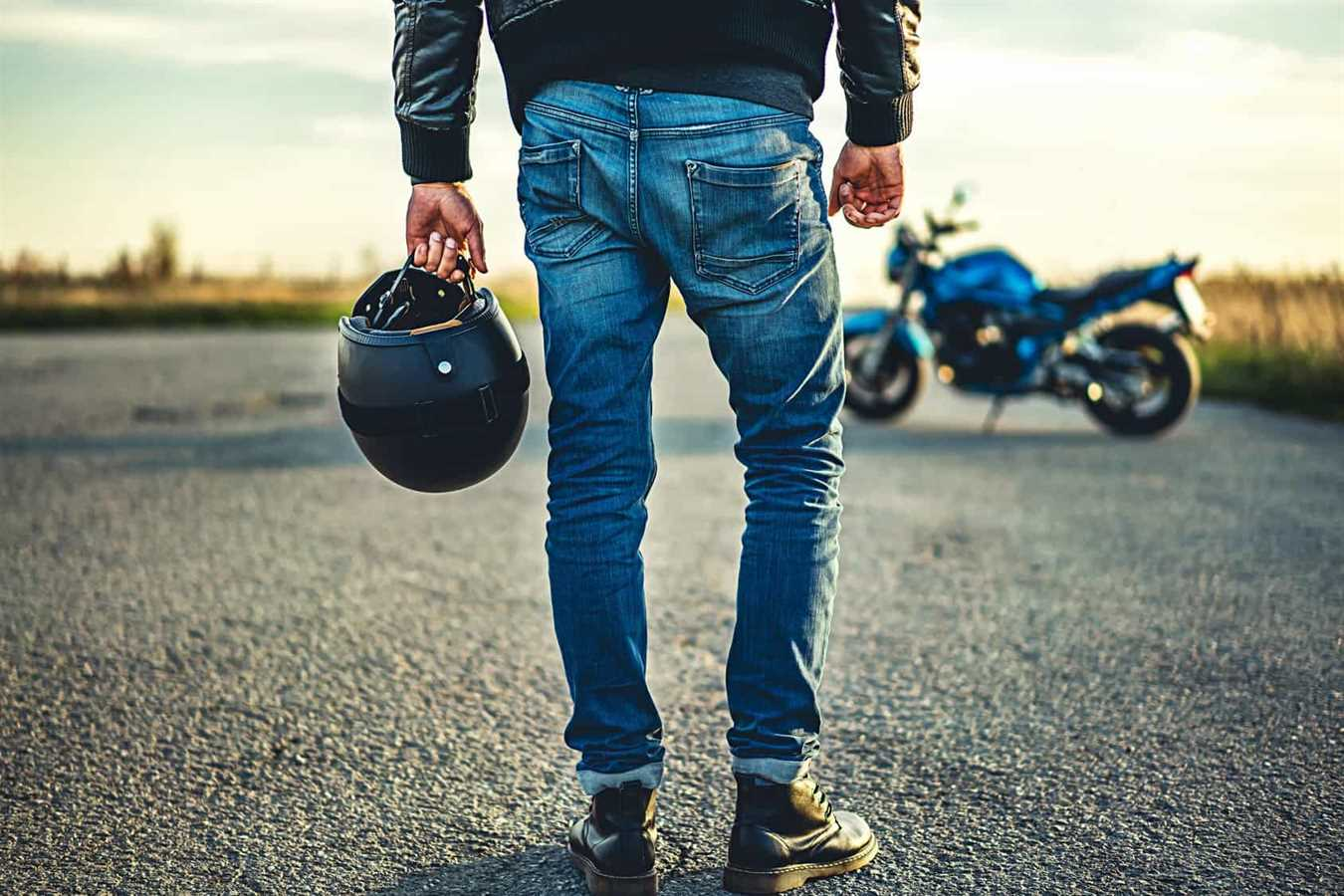 Does Not Wearing A Helmet Affect Your Motorcycle Accident Injury Case In Texas?
