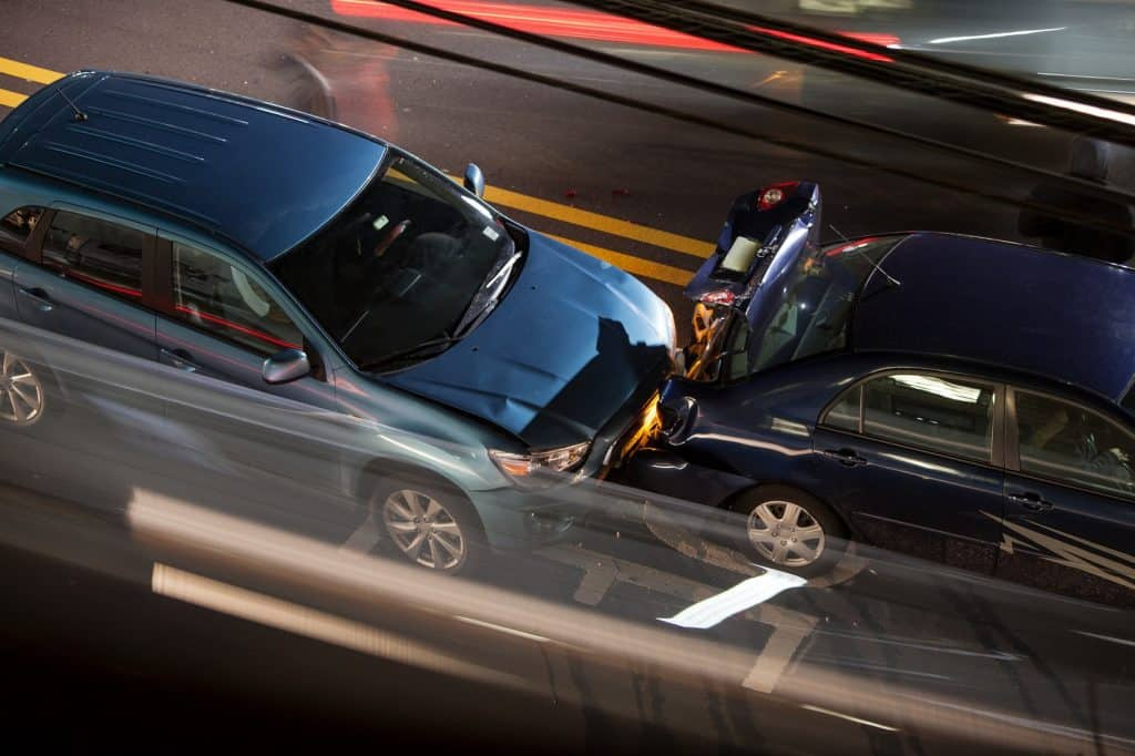What Are The Most Common Causes Of Rear-End Accidents?
