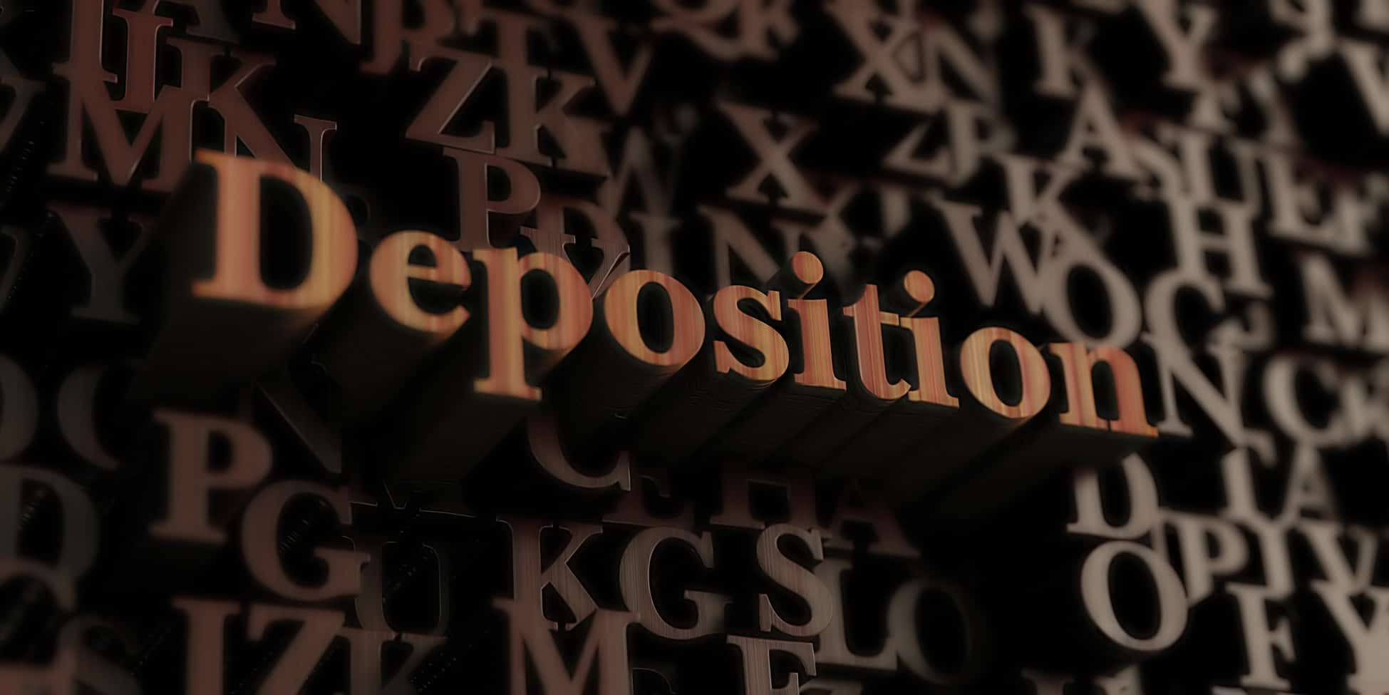 What Is a Deposition & How Do They Affect Personal Injury Cases?