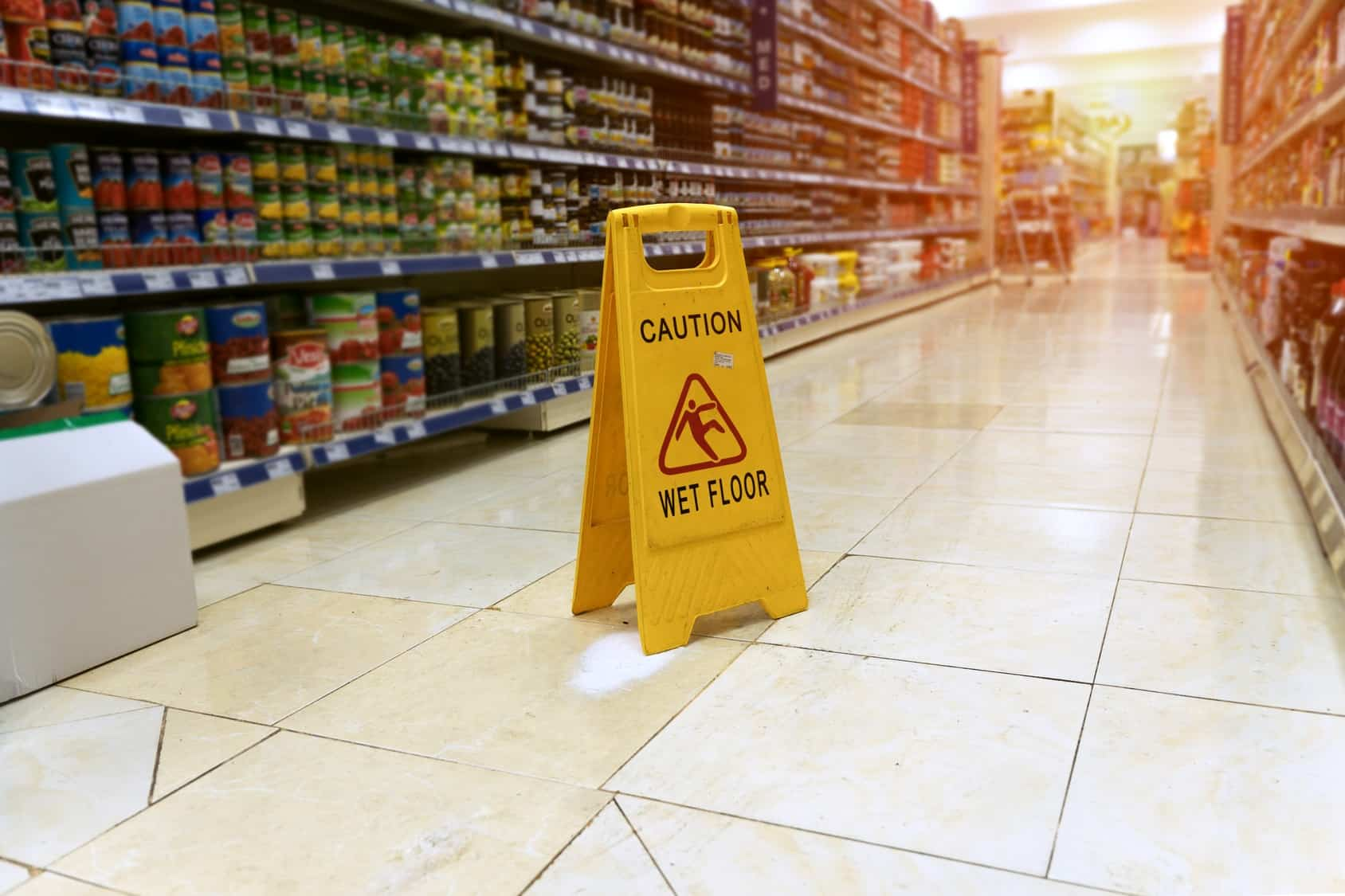 What Should You Do When You Slip and Fall in A Store in Texas?