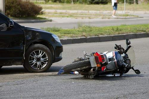 Motorcycle Accident Lawyer in Brookshire