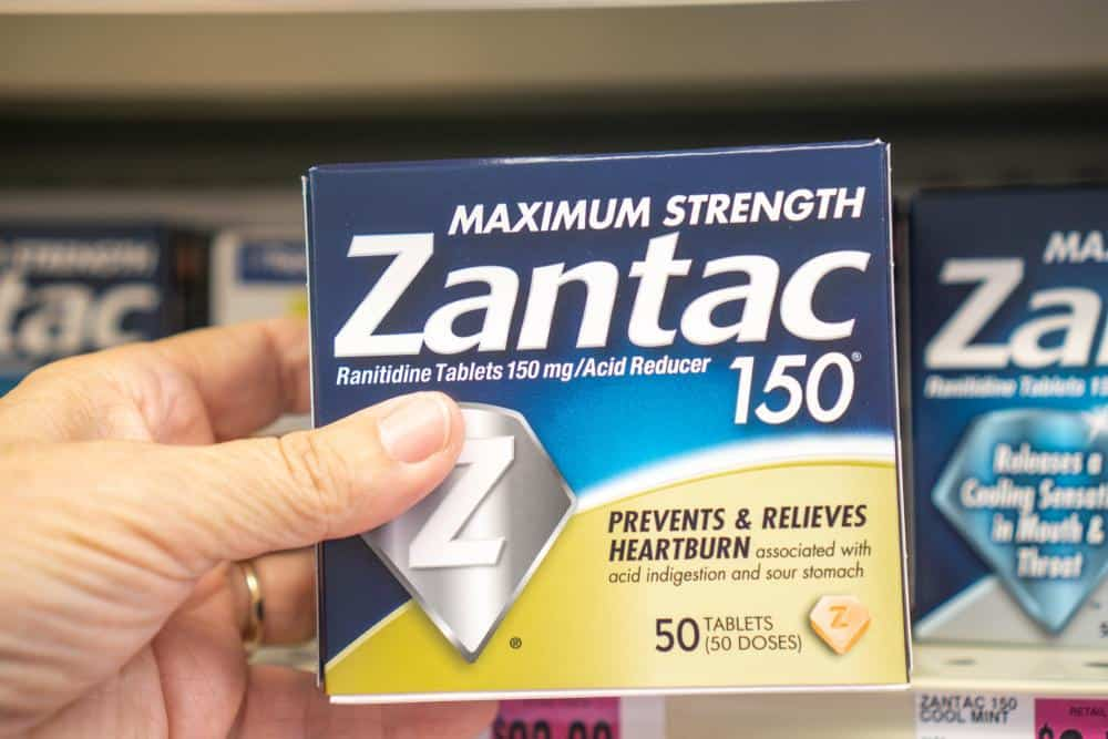 Zantac Cancer Lawsuit Lawyer