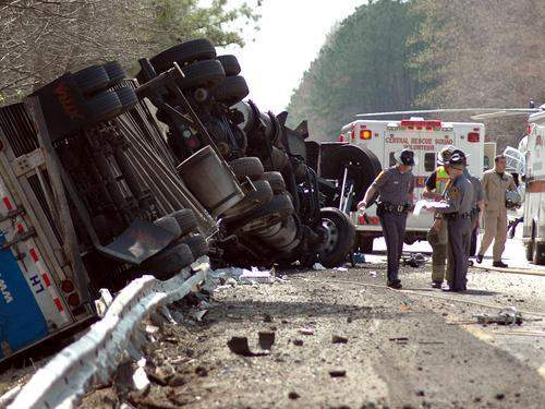 Tractor-Trailer Accident Lawyer in Cypress, TX