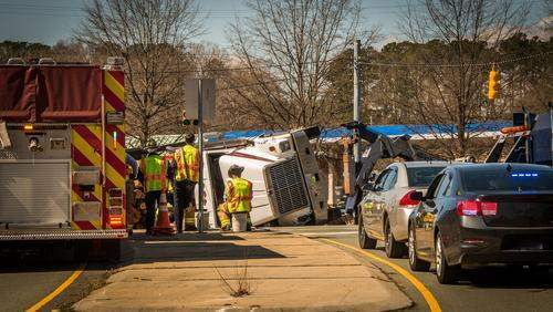 Tractor-Trailer Accident Lawyer in Katy, TX
