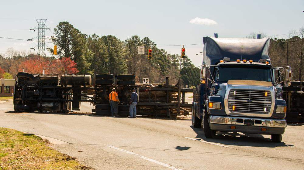 Conroe Tractor Trailer Accident Lawyer