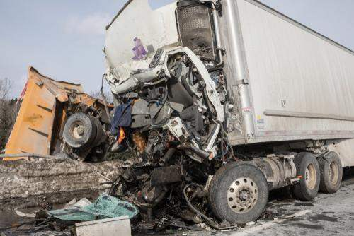 Garland Tractor Trailer Accident Lawyer