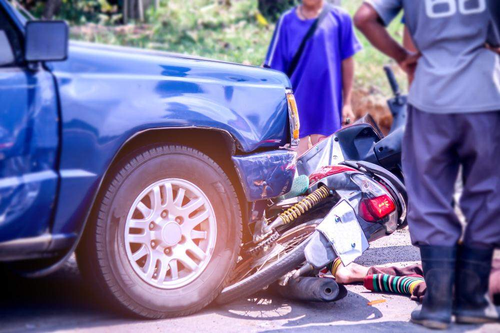 McAllen Motorcycle Rider Negligence Accident Lawyer