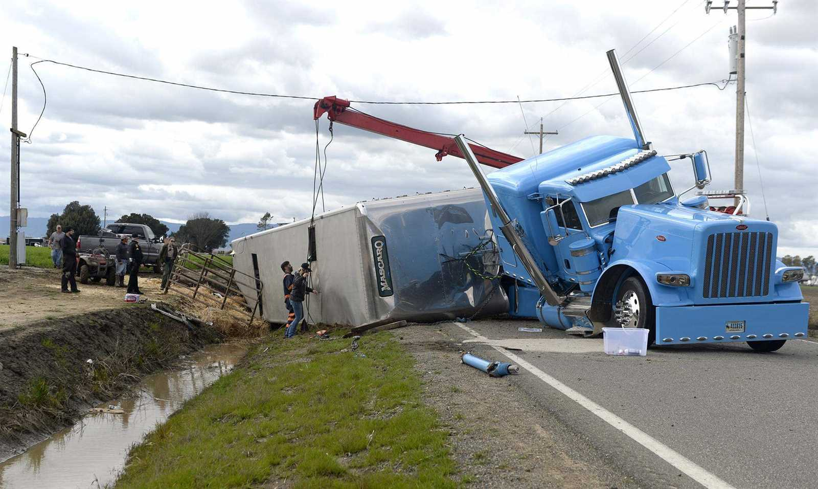 McAllen Commercial Vehicle Accident Lawyer