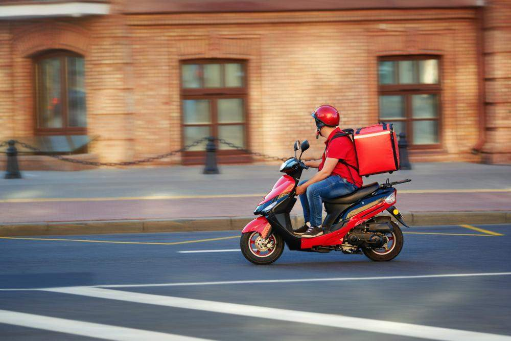 Houston Food Delivery Car Accident Lawyer