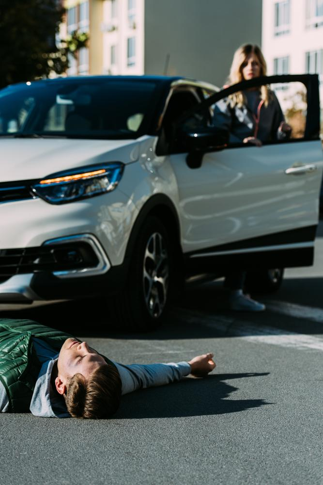 Houston Pedestrian Accident Lawyer